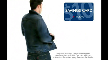 Macy's Week of Wonderful TV Spot, 'Savings Card' Featuring Clinton Kelly  - Thumbnail 3