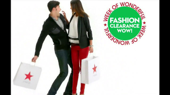Macy's Week of Wonderful TV Spot, 'Savings Card' Featuring Clinton Kelly  - Thumbnail 7