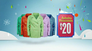 Old Navy TV Spot, 'After Holidays 75% Off' - Thumbnail 4