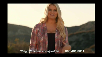 Weight Watchers 360 TV Spot , 'In Control' Featuring Jessica Simpson - Thumbnail 4