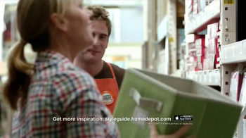 The Home Depot TV Spot, 'New Year's Clutter' - Thumbnail 2