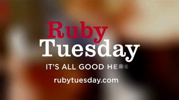 Ruby Tuesday Flavor Resolutions TV Spot - Thumbnail 9