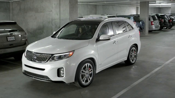 2014 Kia Sorento TV Spot, 'Parking Spot: Like a Glove' Song by Bobby Day - Thumbnail 2