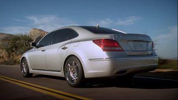 Hyundai Equus TV Spot, 'Par for the Course' - 81 commercial airings