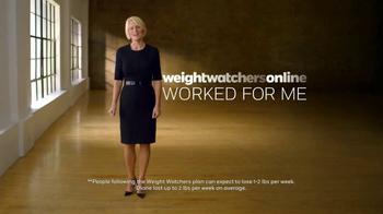 Weight Watchers Online TV Spot, 'Bar-Code' - Thumbnail 1