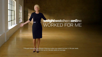 Weight Watchers Online TV Spot, 'Bar-Code' - Thumbnail 1