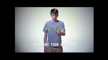 Boys Town Your Life Your Voice TV Spot, 'Change'  - Thumbnail 4