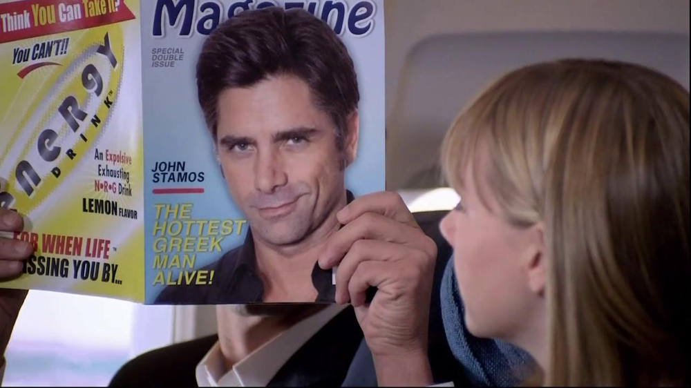 Oikos TV Commercial, 'Too Good to be True' Featuring John Stamos