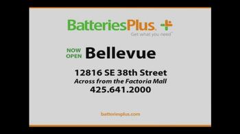 Batteries Plus TV Spot, 'Don't Get Stuck' - Thumbnail 10