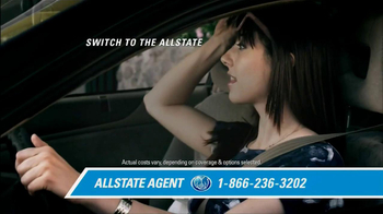 Allstate Bonus Checks TV Spot, 'Ramen Noodle Budget'