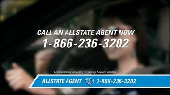 Allstate Bonus Checks TV Spot, 'Ramen Noodle Budget' - Thumbnail 4