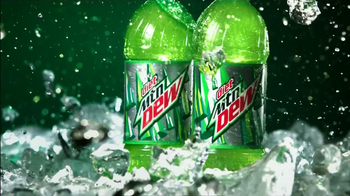 Diet Mountain Dew TV Spot, 'Awesome' - 547 commercial airings
