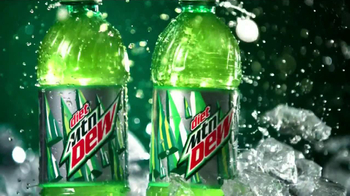 Diet Mountain Dew TV Spot, 'Awesome' - Thumbnail 8