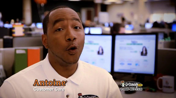 Go Daddy Customer Care TV Spot, 'Mobile Website' - Thumbnail 5