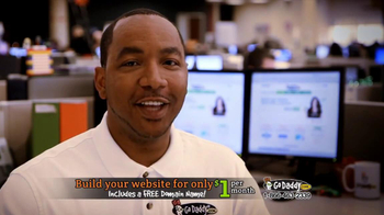 Go Daddy Customer Care TV Spot, 'Mobile Website' - Thumbnail 8
