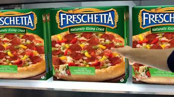 Freschetta Naturally Rising Crust TV Spot, 'Grocery Store' - Thumbnail 8