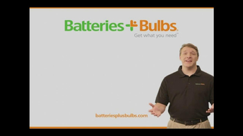 Batteries Plus Bulbs TV Spot, 'New Store, Helpful Employees' - Thumbnail 8