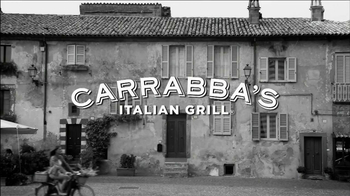 Carrabba's Grill Italian Comfort Food TV Spot, 'Love and Care' - Thumbnail 1