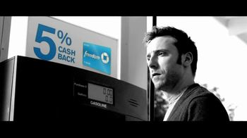 Chase Freedom TV Spot, '5% Back on Gas' Original Song by Kenny Loggins - Thumbnail 2