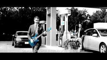Chase Freedom TV Spot, '5% Back on Gas' Original Song by Kenny Loggins
