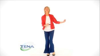 TENA Twist TV Spot, 'Dance' - Thumbnail 1