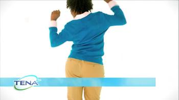 TENA Twist TV Spot, 'Dance' - Thumbnail 4
