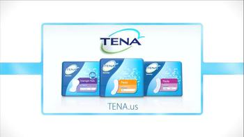 TENA Twist TV Spot, 'Dance' - Thumbnail 6