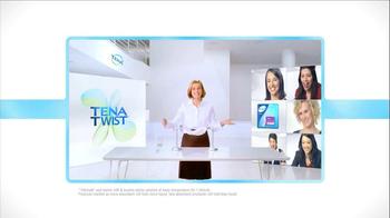 TENA Twist TV Spot, 'Dance' - Thumbnail 9