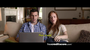 FreeCreditScore.com TV Spot, 'Mongolian Slider' - Thumbnail 9