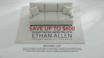 Ethan Allen Home Entertainment Sales Event TV Spot - Thumbnail 3