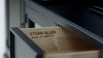 Ethan Allen Home Entertainment Sales Event TV Spot - Thumbnail 5