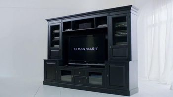 Ethan Allen Home Entertainment Sales Event TV Spot - Thumbnail 6
