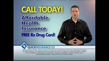 Quick Insurance 123 TV Spot, 'Healthcare Breakthrough' - Thumbnail 8