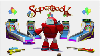 Superbook TV Spot