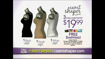Cami Shaper TV Spot  - Thumbnail 7