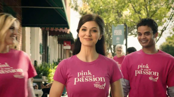 Belk TV Spot, 'Pink is our Passion' - 26 commercial airings