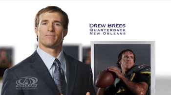 AdvoCare TV Spot Featuring Drew Brees - 24 commercial airings