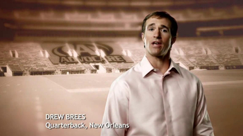 AdvoCare TV Spot, 'Use It' Featuring Drew Brees - Thumbnail 3