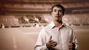 AdvoCare TV Spot, 'Use It' Featuring Drew Brees - Thumbnail 4