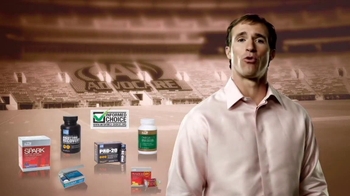 AdvoCare TV Spot, 'Use It' Featuring Drew Brees - Thumbnail 5