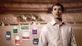 AdvoCare TV Spot, 'Use It' Featuring Drew Brees - Thumbnail 6