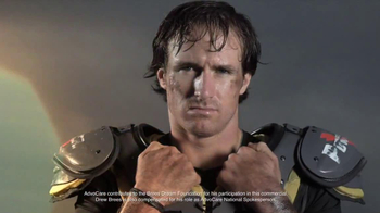 AdvoCare TV Spot, 'Use It' Featuring Drew Brees - 172 commercial airings