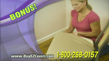 EZ Covers TV Spot for Seat Covers - Thumbnail 9