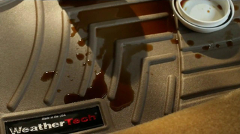 WeatherTech Floor Liners TV Spot, 'Drink Spills' - Thumbnail 7