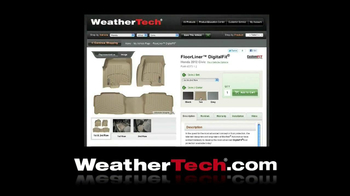 WeatherTech Floor Liners TV Spot, 'Drink Spills' - Thumbnail 9