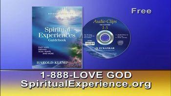Spiritual Experiences Guidebook TV Spot