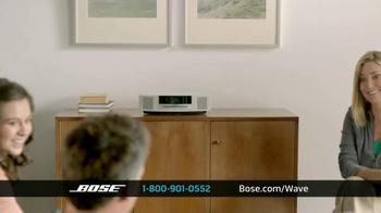 Bose Wave Music System III TV Spot, 'Performance' - Thumbnail 10