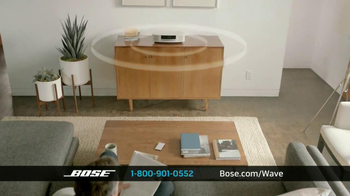 Bose Wave Music System III TV Spot, 'Performance' - Thumbnail 4
