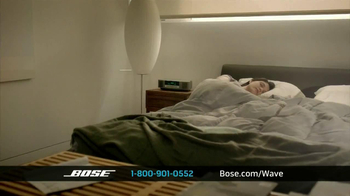 Bose Wave Music System III TV Spot, 'Performance' - Thumbnail 6
