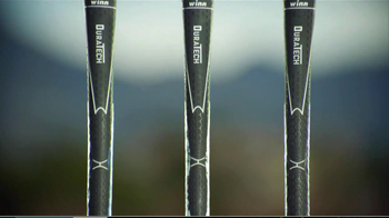 Winn DuraTech Grips TV Spot Featuring Butch Harmon
